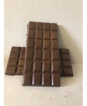 Chocolat lait - plaque