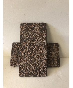Chocolat noir aux grués de...