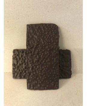 Chocolat noir aux riz...